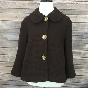 Tailor New York Brown Coat